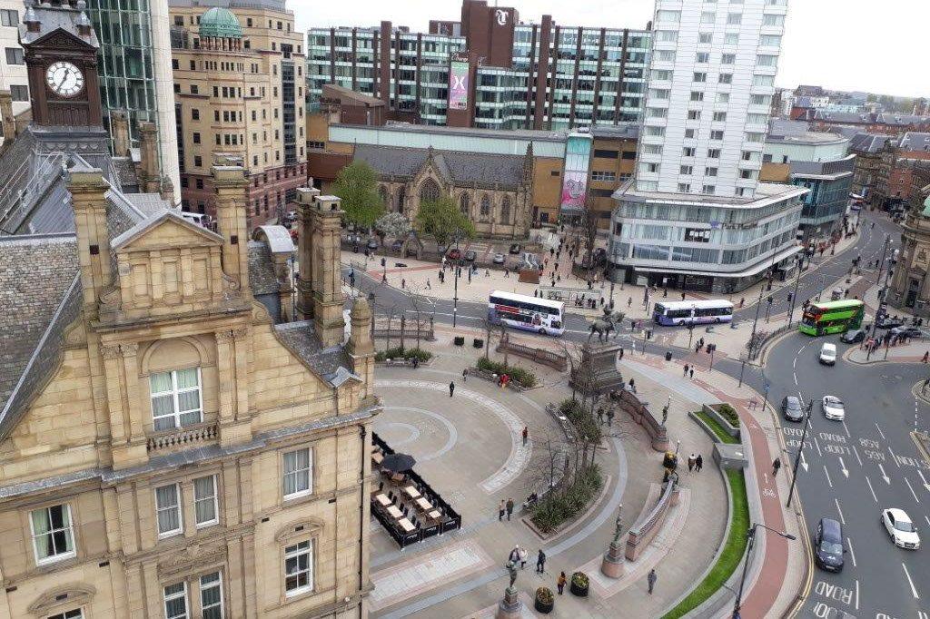Transport in Leeds